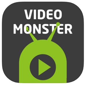 無料動画編集アプリ「ビデオモンスター」
